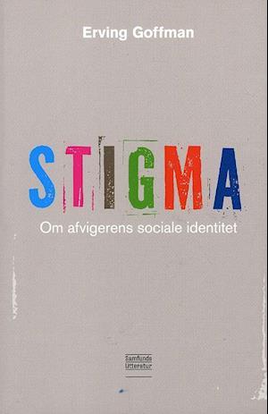 Bog, hæftet Stigma af Erving Goffman