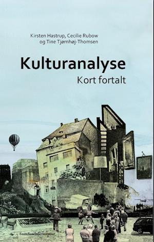 c. rubow – Kulturanalyse-c. rubow-bog fra saxo.com