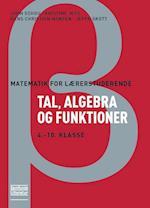 Matematik for lærerstuderende. 4.-10. klassetrin