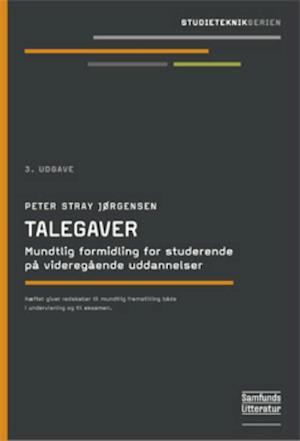 Talegaver - mundtlig formidling for studerende på videregående uddannelser