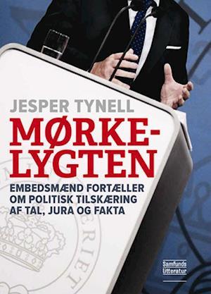 Bog, hæftet Mørkelygten af Jesper Tynell