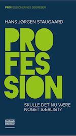 Profession (Professionernes begreber)