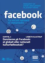 Danskerne på Facebook: et globalt eller nationalt kulturfællesskab? (Facebook, nr. 2)