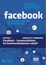 Facebook kommunikation for kommunikationens skyld? (Facebook, nr. 5)