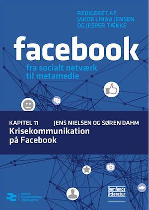Krisekommunikation på Facebook af Jens Nielsen Søren Dahm