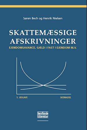 Bog, paperback Skattemæssige afskrivninger af Henrik Nielsen, Søren Bech