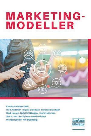 kim buch-madsen (red.) Marketingmodeller-kim buch-madsen (red.)-bog fra saxo.com