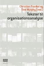 Tekster til Organisationsanalyse