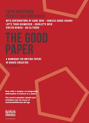 Bog paperback The good paper 5th edition af Peter Stray Jørgensen Lotte Rienecker