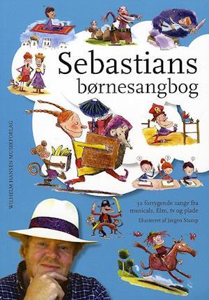 Bog, hæftet Sebastians Børnesangbog af Sebastian
