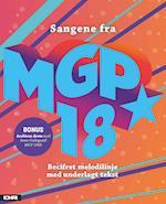 Sangene fra MGP 2018 (WH33054)