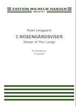 3 Rosengårdsviser