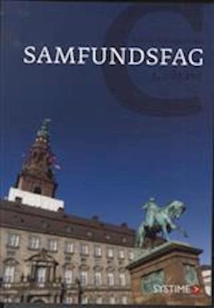 Bog, hæftet Samfundsfag C af Claus L. Frederiksen, Henrik Kureer