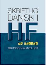 Skriftlig dansk i HF - på nettet