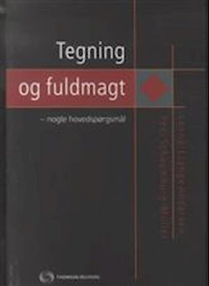 Bog, hæftet Tegning og fuldmagt af Lennart Lynge Andersen, Peer Schaumburg-Müller