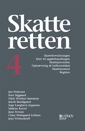Bog, hardback Skatteretten af Claus Hedegaard Eriksen, Inge Langhave Jeppesen, Jakob Bundgaard