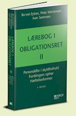 Lærebog i obligationsret. Personskifte i skyldforhold, fordringers ophør, hæftelsesformer