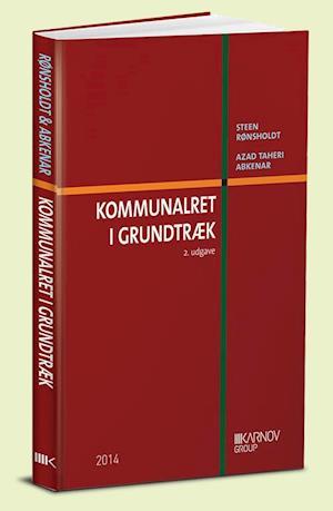 steen rønsholdt Kommunalret i grundtræk-steen rønsholdt-bog fra saxo.com