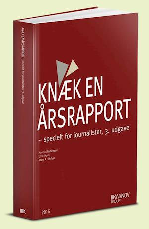 Bog, hæftet Knæk en årsrapport af Henrik Steffensen, Ulrik Horn, Mark André Skriver