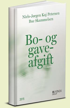 Billede af Bo- og gaveafgift-Bue Skammelsen-Bog