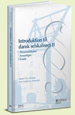 Introduktion til dansk selskabsret. Personselskaber, foreninger og fonde