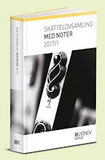 Skattelovsamling med noter 2017/1