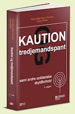 Kaution og tredjemandspant af Claus Rohde, Hans Helge Beck Thomsen