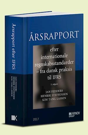 årsrapport efter internationale regnskabsstandarder-jan fedders-bog fra jan fedders fra saxo.com