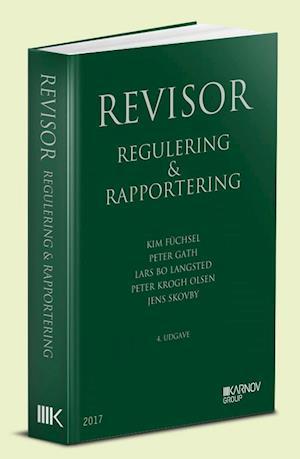 Revisor - regulering & rapportering-lars bo langsted-bog fra lars bo langsted fra saxo.com