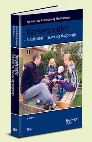Bog, paperback Barselsregler af Agnete Andersen, Mads Krarup