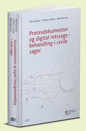 håkun djurhuus – Procesdokumenter ved digital retssagsbehandling på saxo.com