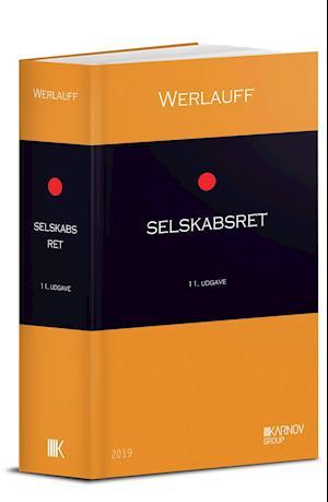 Selskabsret-erik werlauff-bog fra erik werlauff fra saxo.com