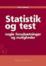 Statistik og test