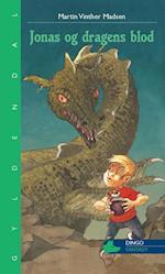 Jonas og dragens blod (Dingo - Grøn*** (Primært for 1.-2. skoleår))