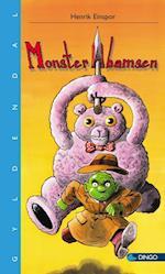 Monster-bamsen (Dingo Blå Primært for 3 5 skoleår)