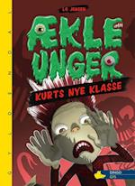 ÆKLE UNGER - Kurts nye klasse (Dingo Gul Primært for 2 3 skoleår)