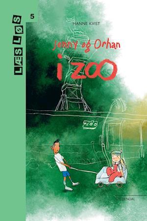 Jenny og Orhan i zoo