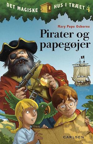 Pirater og papegøjer
