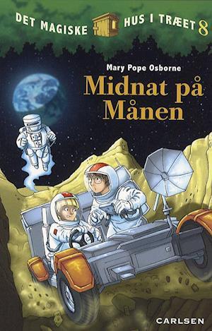 Det magiske hus i træet bind 8: Midnat på månen