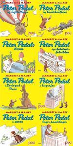 Pixi serie 108 - Peter Pedal (En rigtig pixi)