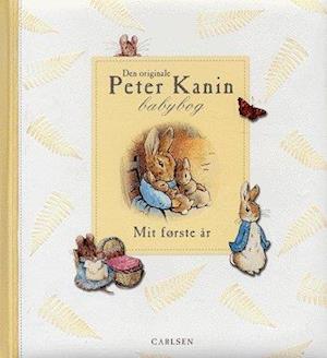 Den originale Peter Kanin babybog/Mit første år