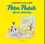 Peter Pedals første skoledag (Peter Pedal)