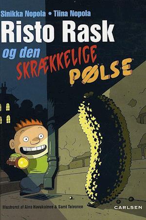Risto Rask og den skrækkelige pølse