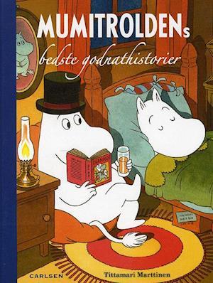 Bog, indbundet Mumitroldens bedste godnathistorier af Tittamari Marttinen