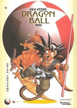 køb dragon ball bøger