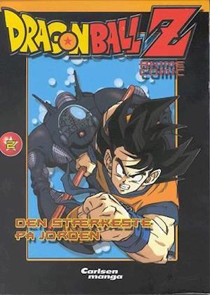 Bog, hæftet Den stærkeste på jorden af Akira Toriyama