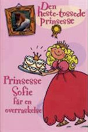 Bog, paperback Prinsesse Sofie får en overraskelse af Diana Kimpton
