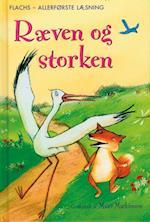 Ræven og storken (Flachs - allerførste læsning)