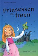 Prinsessen og frøen (Flachs - læs selv)