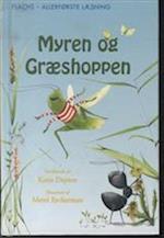 Myren og græshoppen af Katie Daynes